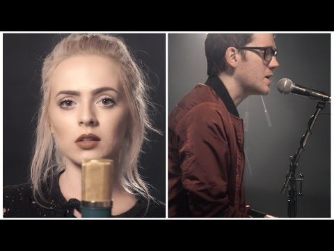 Thumbnail: 'Something Just Like This' - Chainsmokers + Coldplay (Alex Goot & Madilyn Bailey COVER)