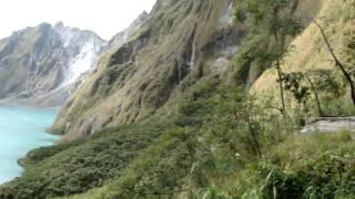 ピナツボ山トレッキング