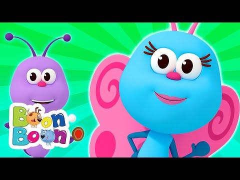 Ea e fluturasul Tita  Cantam si dansam! Cantece copii BoonBoon – Cantece pentru copii in limba romana