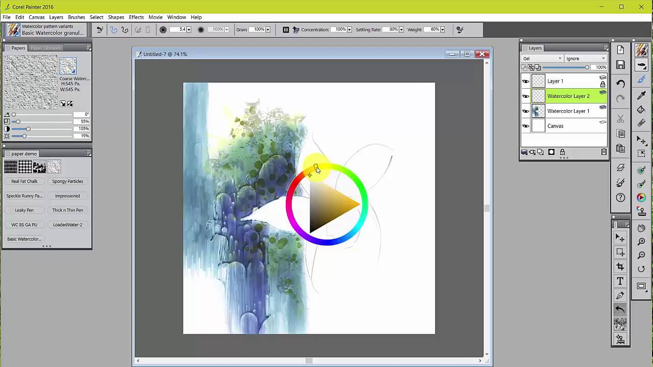 Buy Corel Painter 12 Online, Download In Seconds