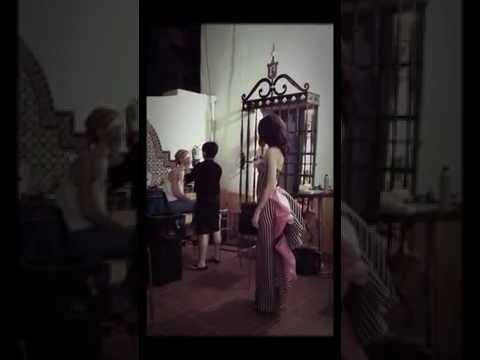 Behind The Scenes | DMFA Santa Barbara Fashion Week