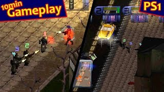 Syndicate Wars ... (PS1) 60fps