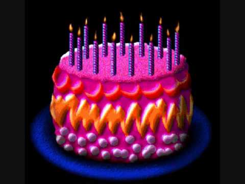 Birthday Cake Polka (Put Another Candle On My Birthday Cake) Sheriff John Rovick