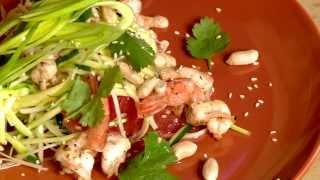 Рецепт тайского салата