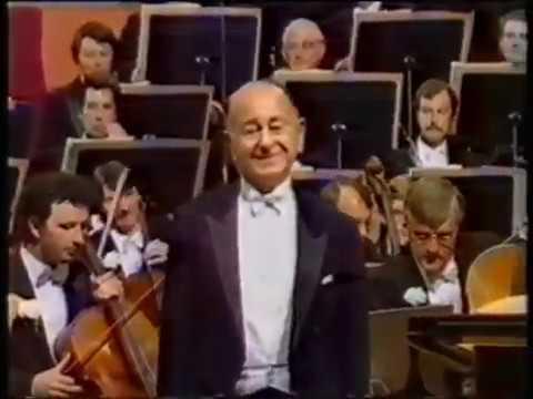 Shura Cherkassky : Gershwin - Piano Concerto 1985