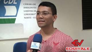 Cícero Benir fala do trabalho feito em Iracema atraves do conselho da criança e do adolecente