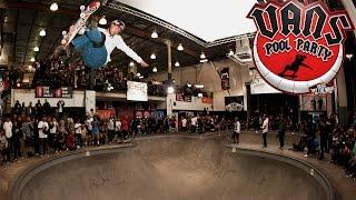 Vans Pool Party 2015: Finals