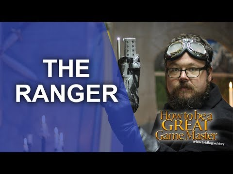 The RPG Ranger Archetype! A versatile class of cool! - RPG Class Spotlight - Great Roleplayer