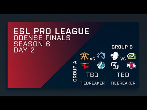 CS:GO - Groups Day 2 - ESL Pro League Season 6 Finals - Secondary Stream
