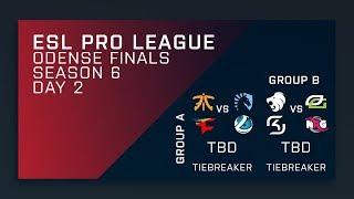 Full Broadcast: Groups Day 2 - ESL Pro League Season 6 Finals - Secondary Stream