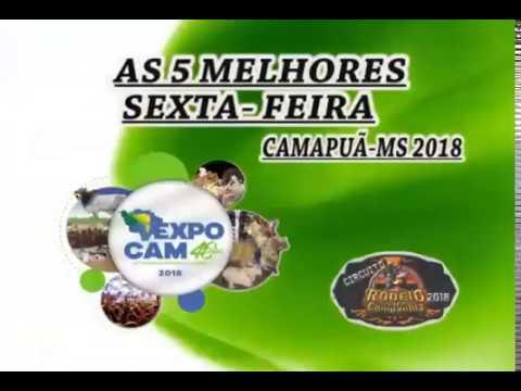 Rodeio em Camapuã - 40ª Expocam (sexta)