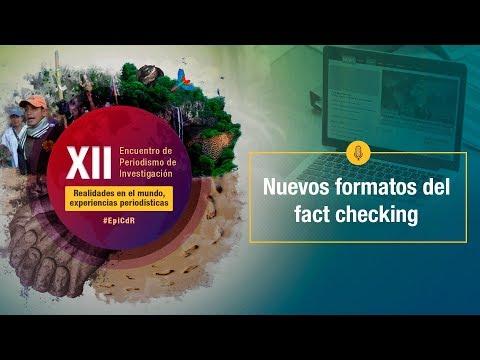 XIIEncuentro2019 - Nuevos formatos del fact-checking
