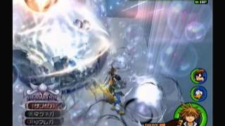 KH2FM LV1 Cavern of Remembrance RTA in 6:26.25 [commentated]
