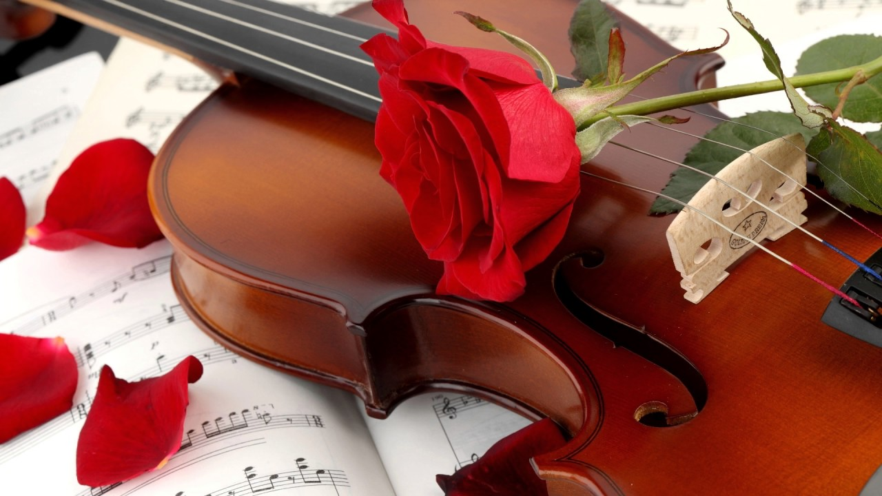Russian Violin Music