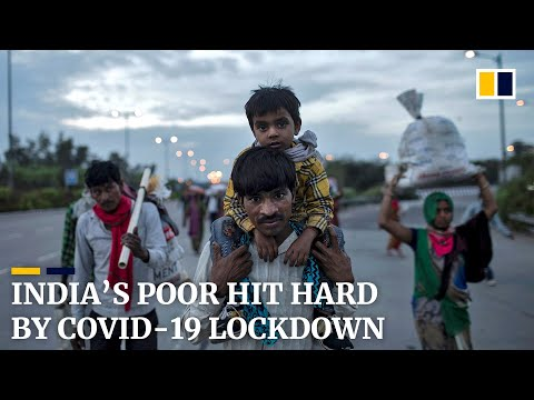 India's poor hit