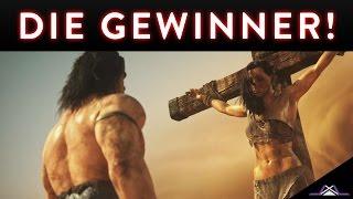 DIE GEWINNER STEHEN FEST! - Gewinnspiel Auflösung: Conan Exiles (DEUTSCH/GERMAN) | Luna Loxxley