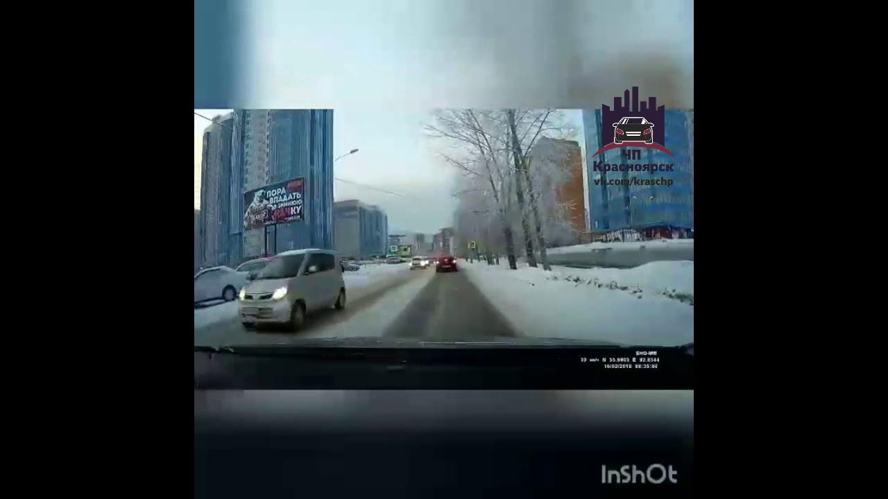 Ярыгинский проезд 16.02.2018