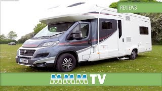 MMM TV motorhome review: Auto-Trail Frontier Scout Hi-Line