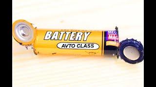 Не выбрасывайте старые солевые батарейки! А ты знал этот секрет!