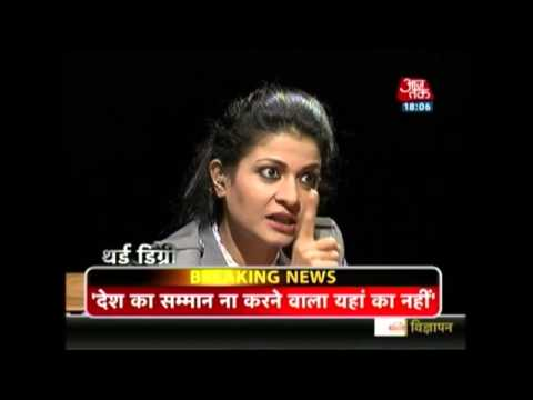 Third Degree: Questioning BJP MP Sakshi Maharaj
