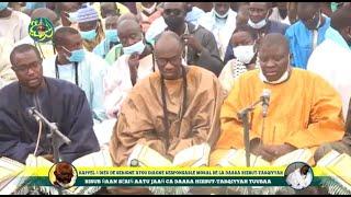 Prestation Kourel HTDKH: Cérémonie de prière à la mémoire de S. Atou Diagne