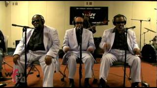 The Blind Boys of Alabama performing Up Above My Head on WFUV