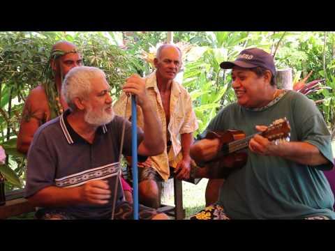Paumotu Music at Family Tamara