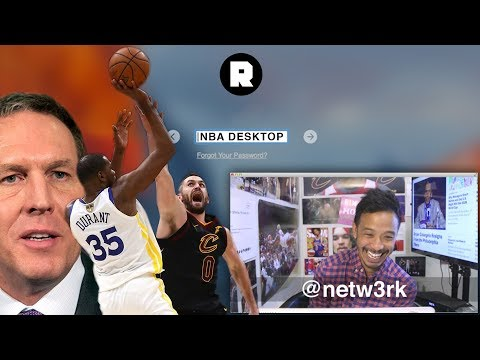 Colangelo Presser, NBA Finals, And KD | NBA Desktop With Jason Concepcion | The Ringer