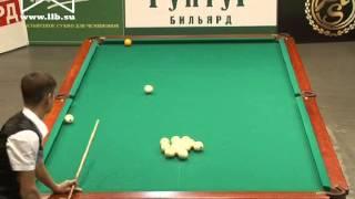 Александр Паламарь  - Никита Ливада | Кубок Европы IV этап