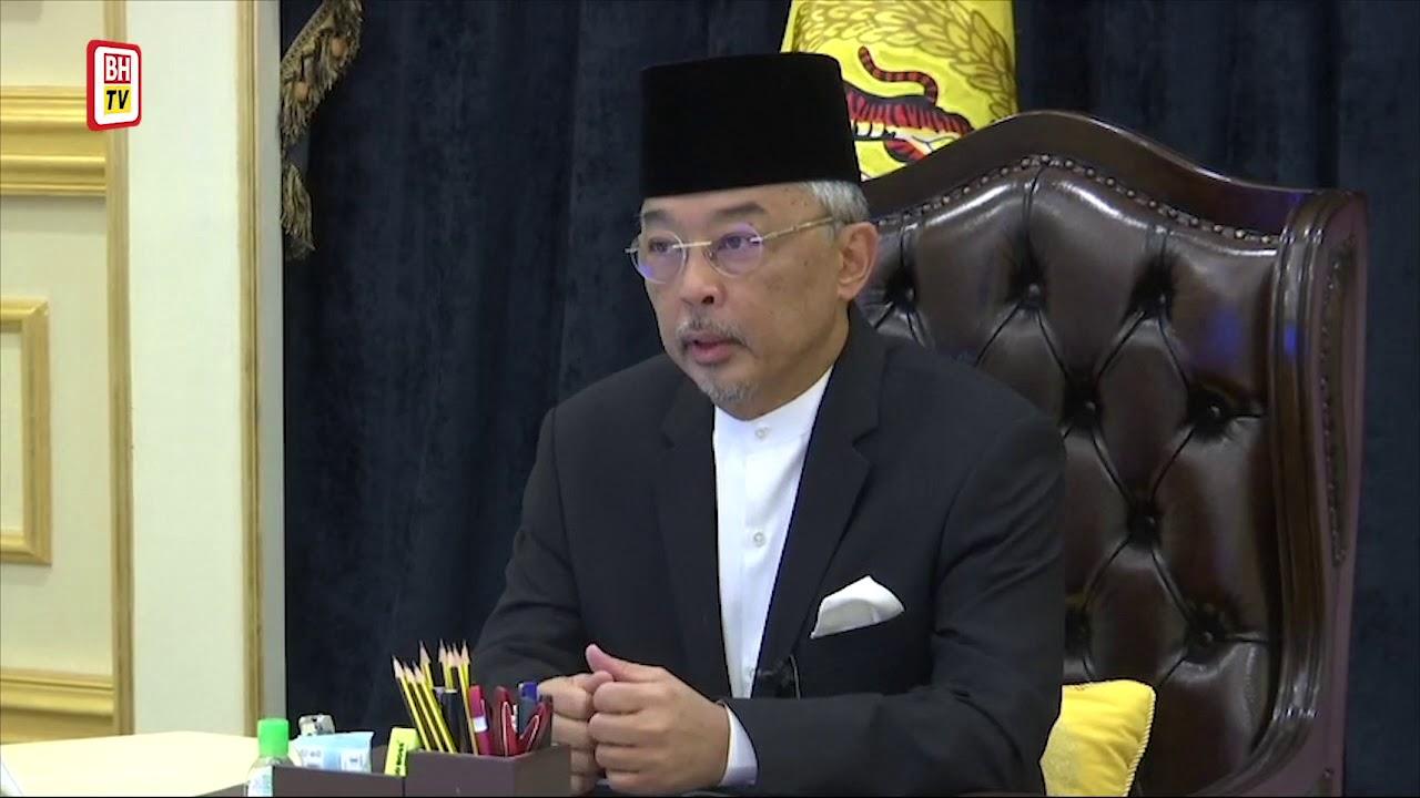 Agong zahir sokongan PKP dilanjutkan | Nasional | Berita Harian