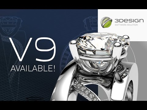 7 Best Jewellery Design Software for 3D Printing