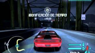 Nfs Carbon - Serie de Desafio (Control- Bronce) Dodge Challenger Concept