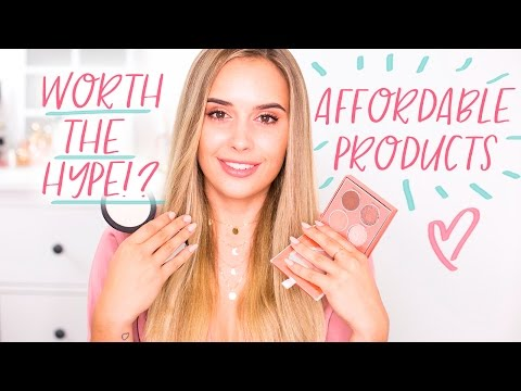 Affordable Products Worth The Hype!?  Hello October