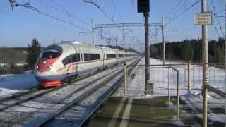 Электропоезд ЭВС1-07