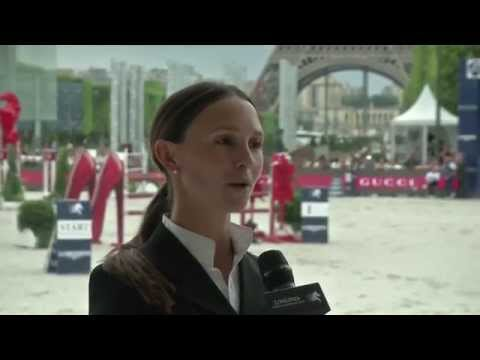 Global Talk: Georgina Bloomberg (USA)