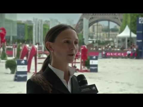 Global Talk: Georgina Bloomberg (USA)