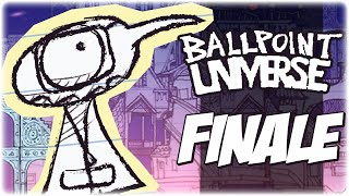Let's Play Ballpoint Universe: Infinite | Part 9 | Finale | Blind Gameplay