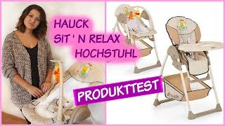 HAUCK SIT'N RELAX