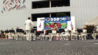 """This video is a state by """"the Takasu 5.5 Festival"""" held in Mihama-k..."""