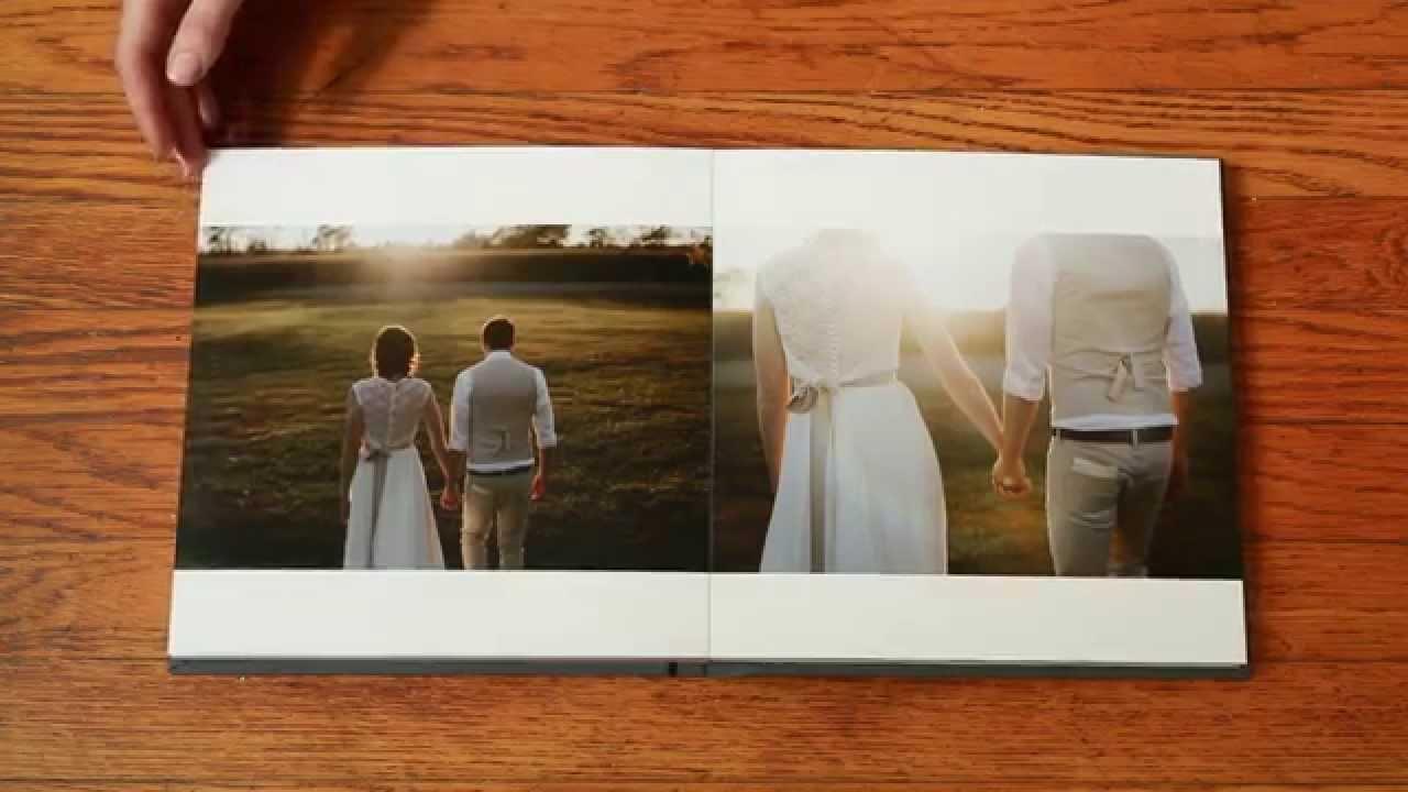 The Fine Art Wedding Album Youtube