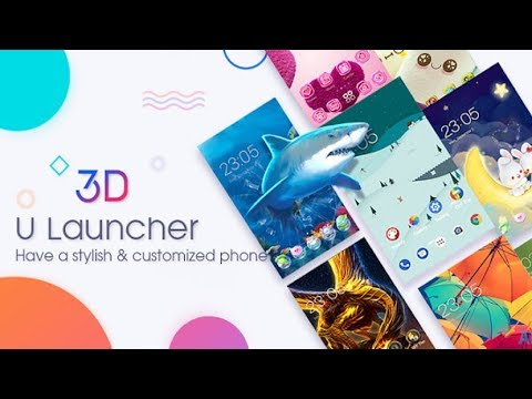 Best Android 3D Launcher 2018