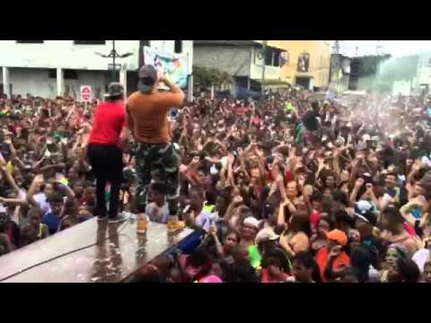 Kitao Carnavales Ecuador 2016 . Covers Tu Me Quemas FT AtellaGali Mp3