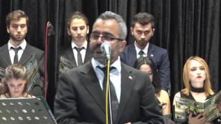 15- Balıkesir Üniversitesi THM Topluluğu 21 Aralık 2016 Konseri NEM KALDI