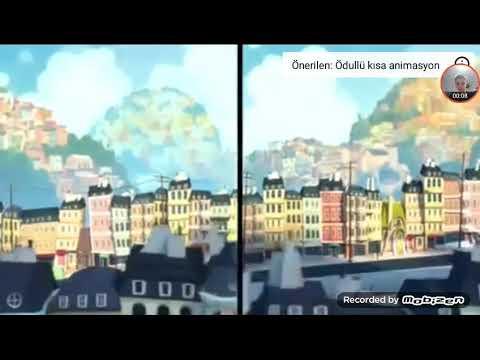 Şanslı Ve şanssız Bir Araya Gelirse Animasyon Filmi