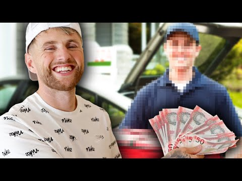 First Delivery Driver to Arrive Gets BIG TIP!