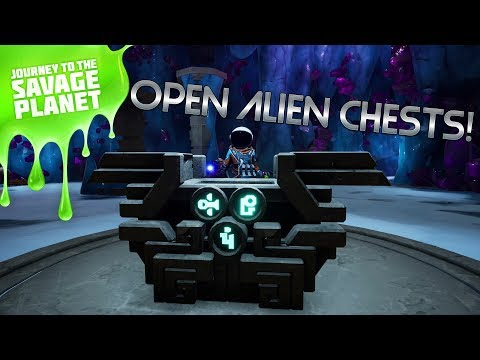 OPEN ALIEN CHESTS - JOURNEY TO THE SAVAGE PLANET