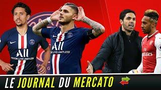 VIDEO: MARQUINHOS va prolonger, ICARDI fait mieux que Cavani et Ibrahimovic - Le Journal du Mercato