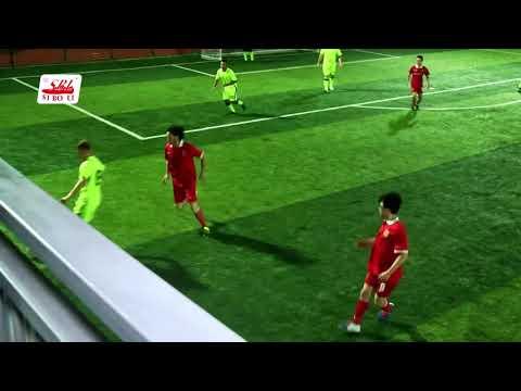 Soccer Match Caleres Dongguan China中巴友谊足球赛