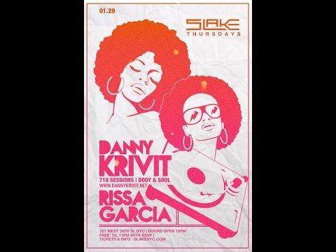 Rissa Garcia@Slake NYC 1-29-2015