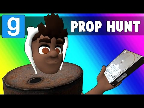 Thumbnail: Gmod Prop Hunt Funny Moments - Barrel Room Strategy! (Garry's Mod)